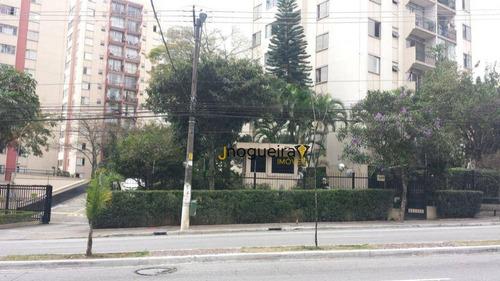 Imagem 1 de 15 de Apartamento Com 2 Dormitórios À Venda, 58 M² Por R$ 360.000,00 - Jardim Marajoara - São Paulo/sp - Ap7510
