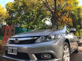 Honda Civic 1.8 Exs Mt 140cv - 36mil Km - Extremo Cuidado