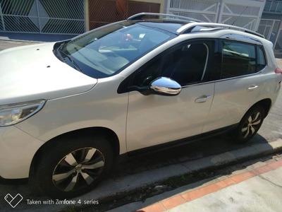 Peugeot 2008 2016 1.6 Thp 16v Griffe Flex 5p