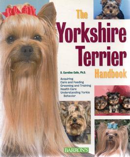 F The Yorkshire Terrier Handbook, Guía De Cuidados En Inglés