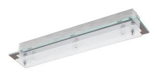 Aplique Rectangular Fres 3x5,4w 45 Cm Led Integrado Ronda