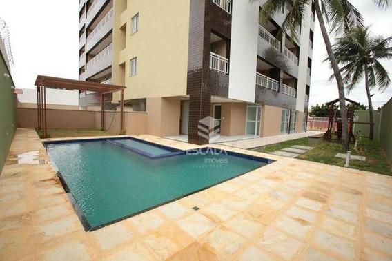 Apartamento Com 3 Quartos À Venda, 78 M², Novo, Financia - Jacarecanga - Fortaleza/ce - Ap0970