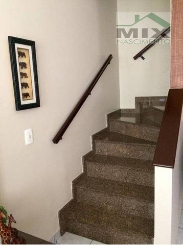 Imagem 1 de 15 de Casa Sobrado Em Vila Florida - São Bernardo Do Campo, Sp - 3715