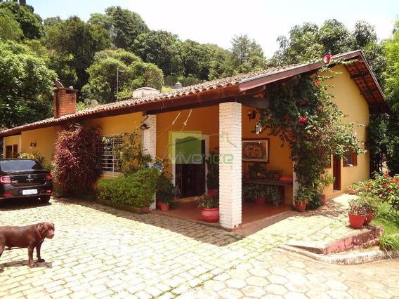 Chácara Com 4 Dormitórios Para Alugar, 3800 M² Por R$ 3.800/mês - Vale Verde - Valinhos/sp - Ch0011