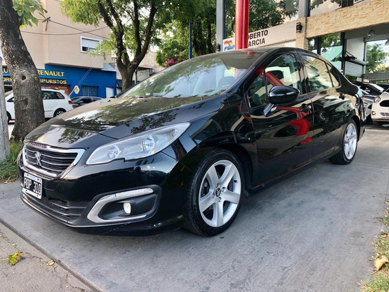 Peugeot 408 1.6 Hdi Allure Nav 2016