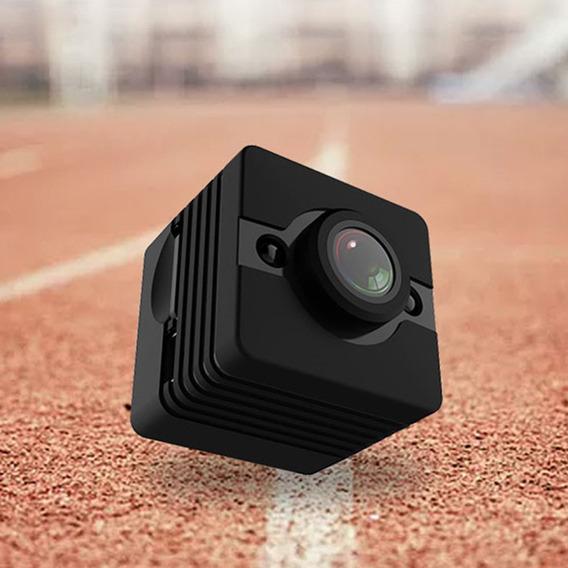Sq12 Fullhd 1080p Mini Carro Oculto Dv Dvr Câmera Espião T