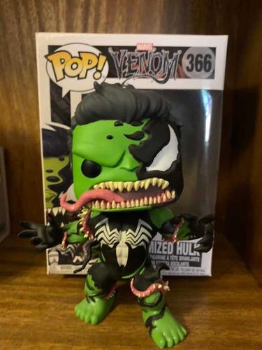 Funko Hulk Venomizado