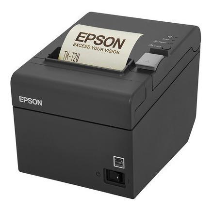 Impressora Nao Fiscal, Termica, Epson, Tm-t20 Ethernet