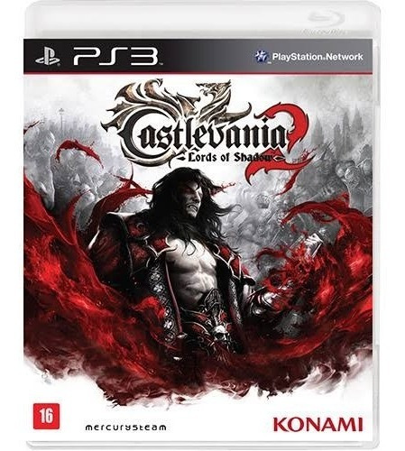 Jogo Ps 3 - Castlevania 2 - Lacrado - Game Ps3