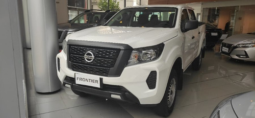 Nissan Frontier S 2.5 2021 0km