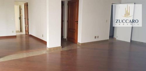 Apartamento À Venda, 187 M² Por R$ 1.000.000,00 - Vila Rosália - Guarulhos/sp - Ap12735