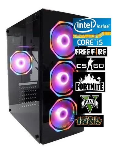 Cpu Pc Gamer Intel Core I5 3.6ghz 8gb Ssd240gb