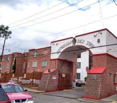 Departamento, Zona Es Tranquila Y Segura, San Nicolas Tolentino Iztapalapa