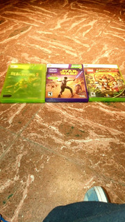 Juegos Para Xbox 360 /kinect