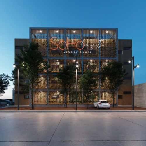 Soho Lofts, Departamentos En Preventa Para Inversión