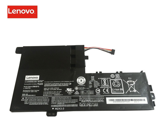 Bateria Original Lenovo L15m2pb1 - Yoga 520-14isk