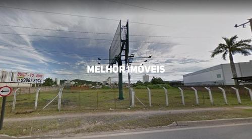 Terreno Com 4.000m² Na Avenida Marginal Em Balneário Camboriú/sc - 1448