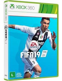 Fifa 19 Xbox 360 Midia Fisica Cd Original Português Br 2019