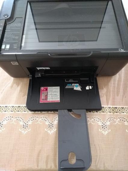 Impressora Hp F4480 (troco Por Cartuchos Hp 122)