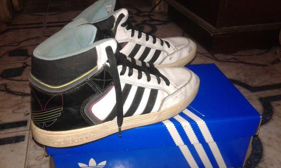 Zapatillas adidas 9.5 Us No Nike Converse New Balance Topper