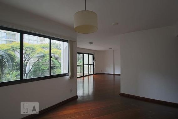 Apartamento Para Aluguel - Higienópolis, 4 Quartos, 160 - 892981495