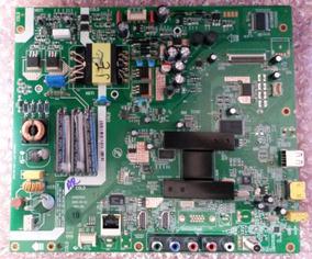 Placa Fonte/principal *35017652 2013-01-22 P/ Tv Sti Dl3954a