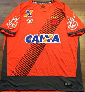 Camisa Vasco Brasileiro 2016 Martin Silva De Jogo