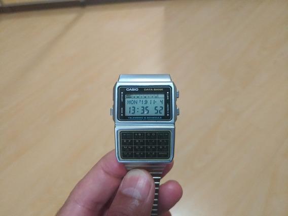 Casio Dbc 610 De 1985 Item De Colecionador Impecável