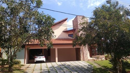 Casa Com 5 Dormitórios À Venda, 511 M² Por R$ 2.500.000,00 - Condomínio Village Visconde De Itamaracá  - Valinhos/sp - Ca2604
