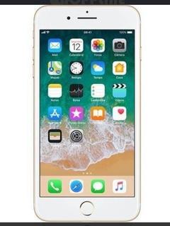 iPhone 7 Plus 256gb Dourado Hd 5,5 3d Touch Câmera Dupla 12