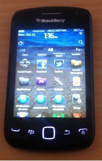 Blackberry.9380.usado, Funcional.detalles De Uso