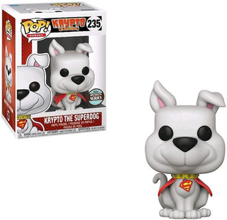 Funko Pop Heroes Krypto The Superdog *ex* 235