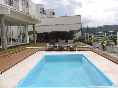 Ref.: 6025 - Casa 4 Qtos - São Pedro - 1306