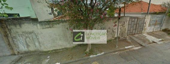 Terreno Residencial À Venda, Vila Gea, São Paulo. - Te0019