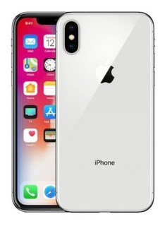 Celular Apple iPhone Xs 64gb Silver Plateado Exhibición