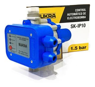 Control Automático De Electro Bomba Sukra