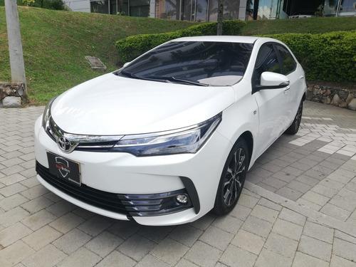 Toyota Corolla Seg 2019 At 27.000km Blindaje 2 Plus