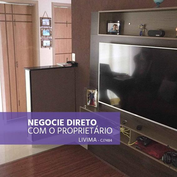 Apartamento À Venda Na Rua Dos Tapes, Cambuci, São Paulo - Sp - Liv-3036