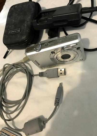 Sony Cybershot Dsc-w35 7.2mp