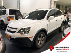 Chevrolet Captiva Sport 4x2 Gasolina Ct