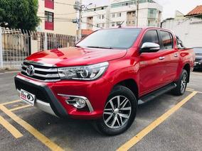 Toyota Hilux 2.8 Srx 4x4 Cd 16v Diesel 4p Aut 2017