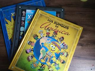 Libros Varios: Xunguis, Wigetta, Wally, Gaturro Como Nuevos