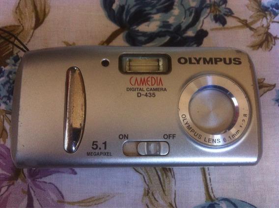 Câmera Fotográfica Olympus 5.1 Megapixels