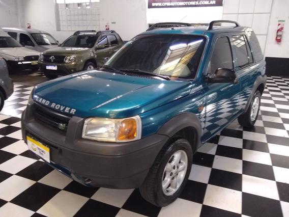 Land Rover Freelander 2.0 Xedi 1998 Verde Lm