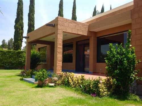 Renta Casa En Tequisquiapan
