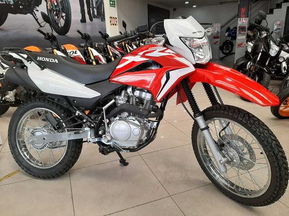 Honda Xr150l Multiproposito Modelo 2021 Facil De Adquirir