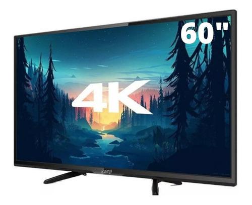 Smart Tv 60  4k Kanji Kj-6xst005 Netflix Youtube