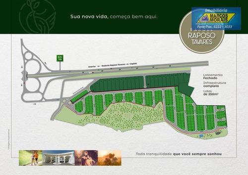 Imagem 1 de 3 de Terreno Em Lançamento Em Condominio Completo - Te0523