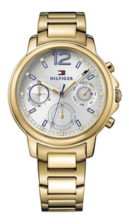 Reloj Mujer Tommy Hilfiger Claudia Th1781742 - 100% Original