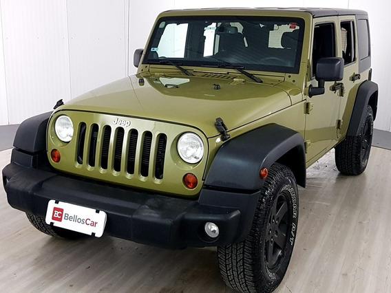 Jeep Wrangler 3.6 Unlimited Sport 4x4 V6 Gasolina 4p Aut...